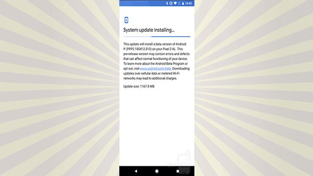 إذا كان لديك واحد من هاته السبع هواتف ! كن أول من يحصل على Android P 9.0