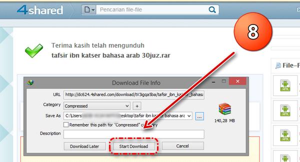 Langkah-langkah Download di 4Shared.com-8