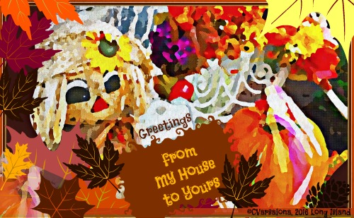 Beyond literacylink october greetings signs of autumn on long island since you have not debuted your autumnal dance of leaves i am shifting my focus to creating a fall like ambiance both m4hsunfo