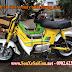 Sơn xe máy Honda Chaly màu vàng cực đẹp