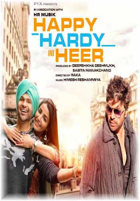 Happy Hardy And Heer 2020 Hindi PreDVD 480p 300MB