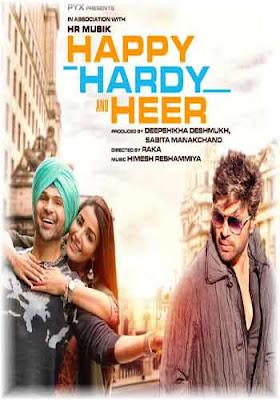 Happy Hardy And Heer 2020 Hindi PreDVD 480p 300MB Poster