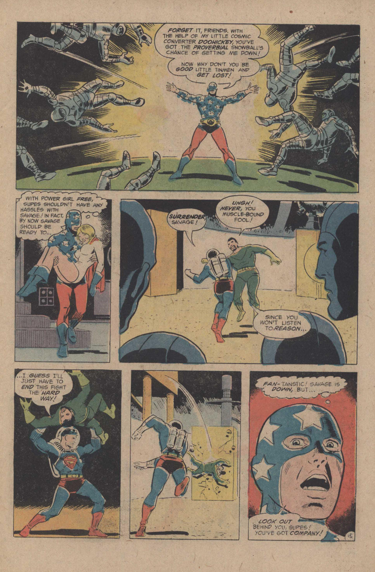 Read online All-Star Comics comic -  Issue #65 - 27
