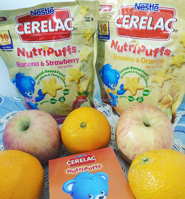 Cerelac Nutripuffs: Fun Snacking for your Kids