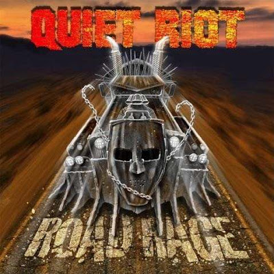 """Το τραγούδι των Quiet Riot """"The Seeker"""" από το album """"Road Rage"""""""