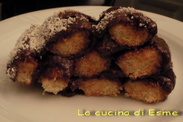 La cucina di esme tiramis alla nutella - La cucina di esme ...
