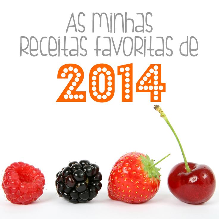 As Minhas Receitas Favoritas de 2014