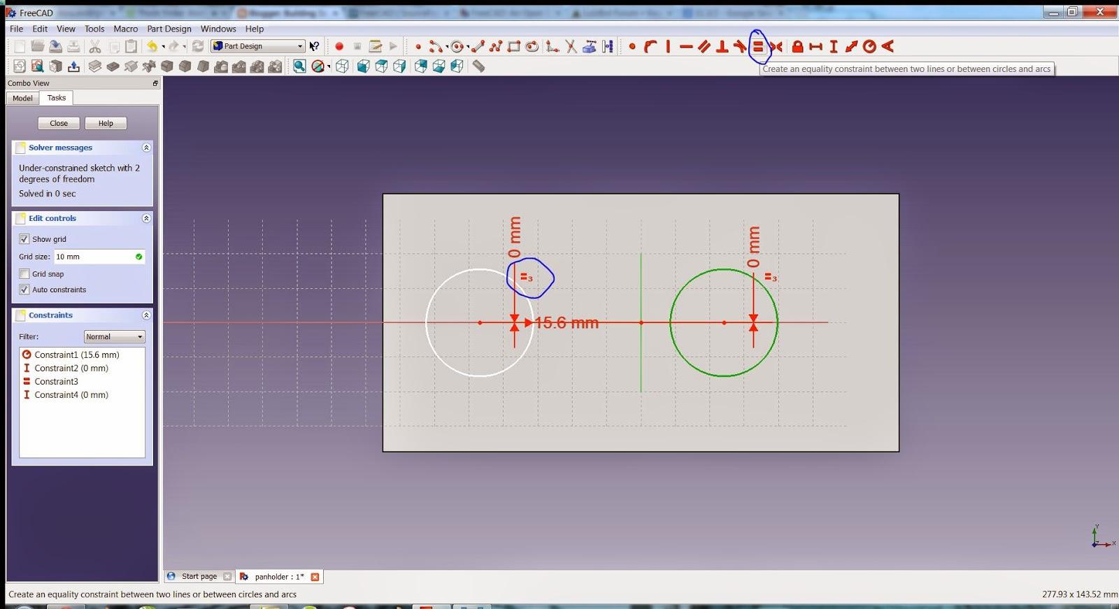 Building Stuff, Makin' Friends: FreeCAD tutorial