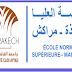 Masters et Masters Spécialisés à L'ENS Marrakech 2019-2020
