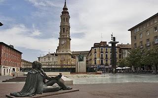 Saragossa City - Tour Spanyol