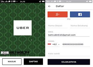 uber, kode promo, gratis