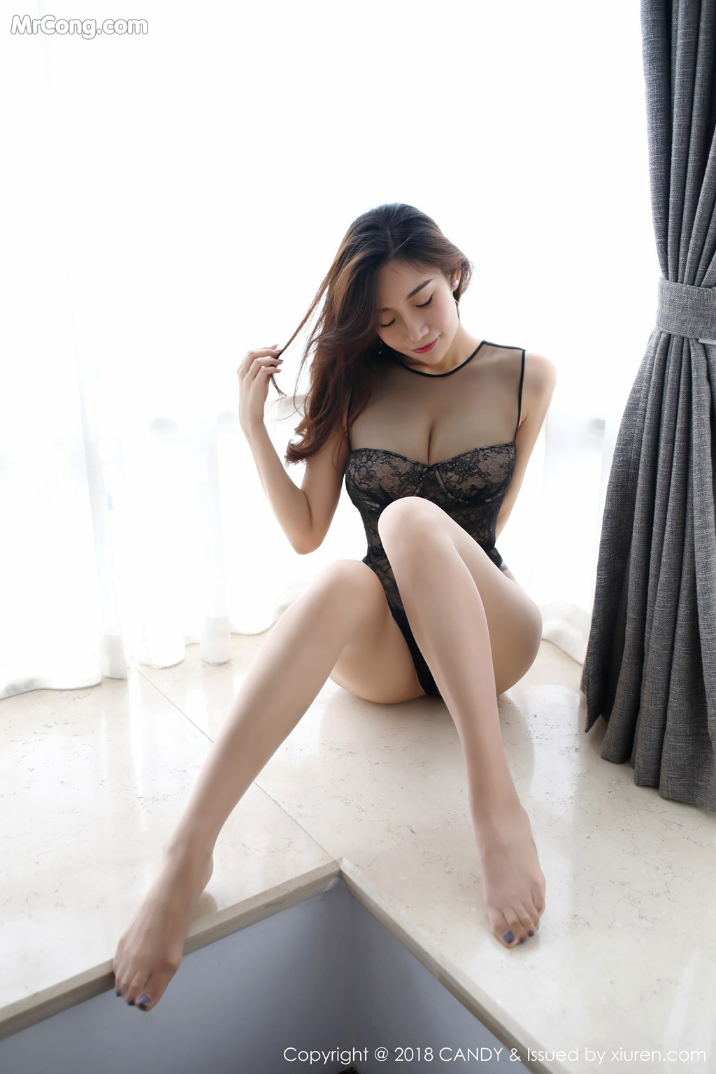 Image CANDY-Vol.065-Xiao-Hu-Li-Kathryn-MrCong.com-005 in post CANDY Vol.065: Người mẫu Xiao Hu Li (小狐狸Kathryn) (47 ảnh)