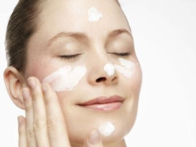 Moisturize your skin