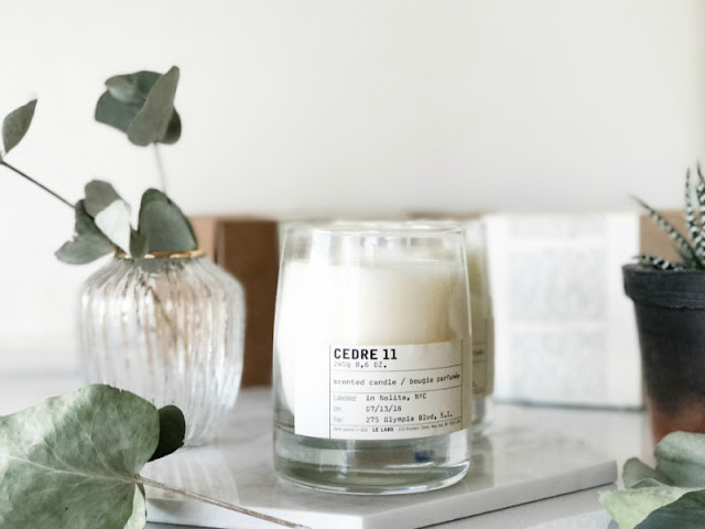 Le Labo Candles New York Review