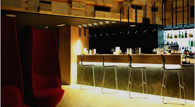 Bar dell'hotel ohla barcelona