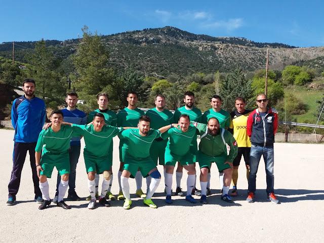 4η σερί νίκη για τον Ηρακλή Καρυάς - Νίκησε και την Λυρκεία1-0