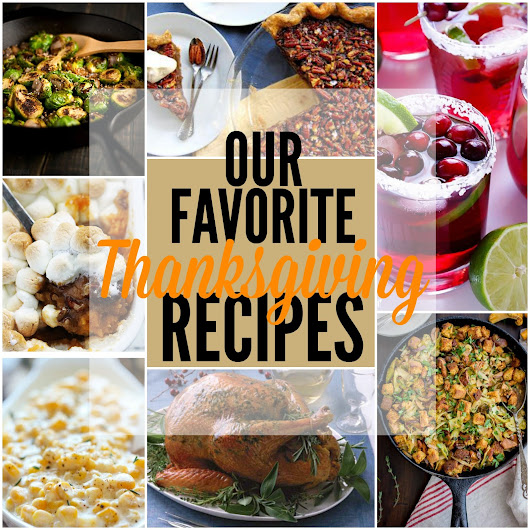 Tip Tuesday - Thanksgiving Recipes