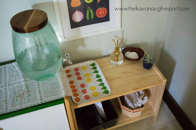 Water can be a wonderful source of independence for your children. Here are some tips for creating a Montessori water station in your home.