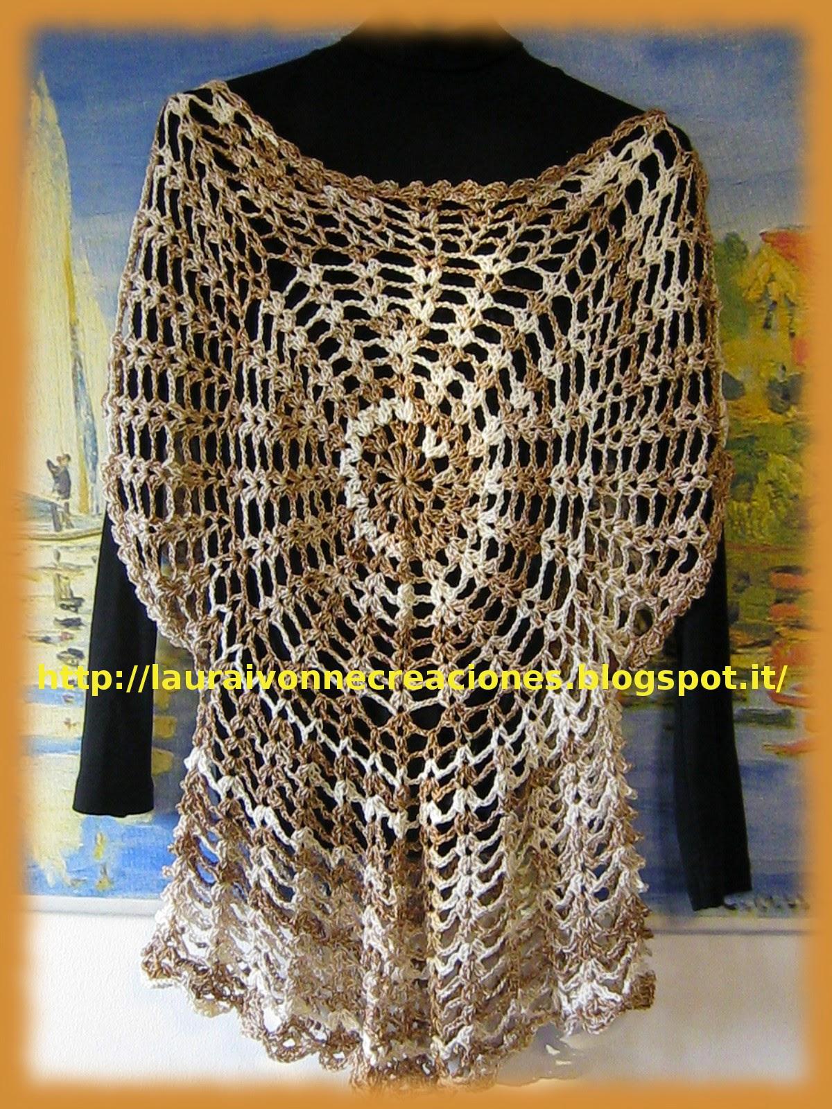 Atractivo Modelo Del Hilo De Crochet Foto - Manta de Tejer Patrón de ...