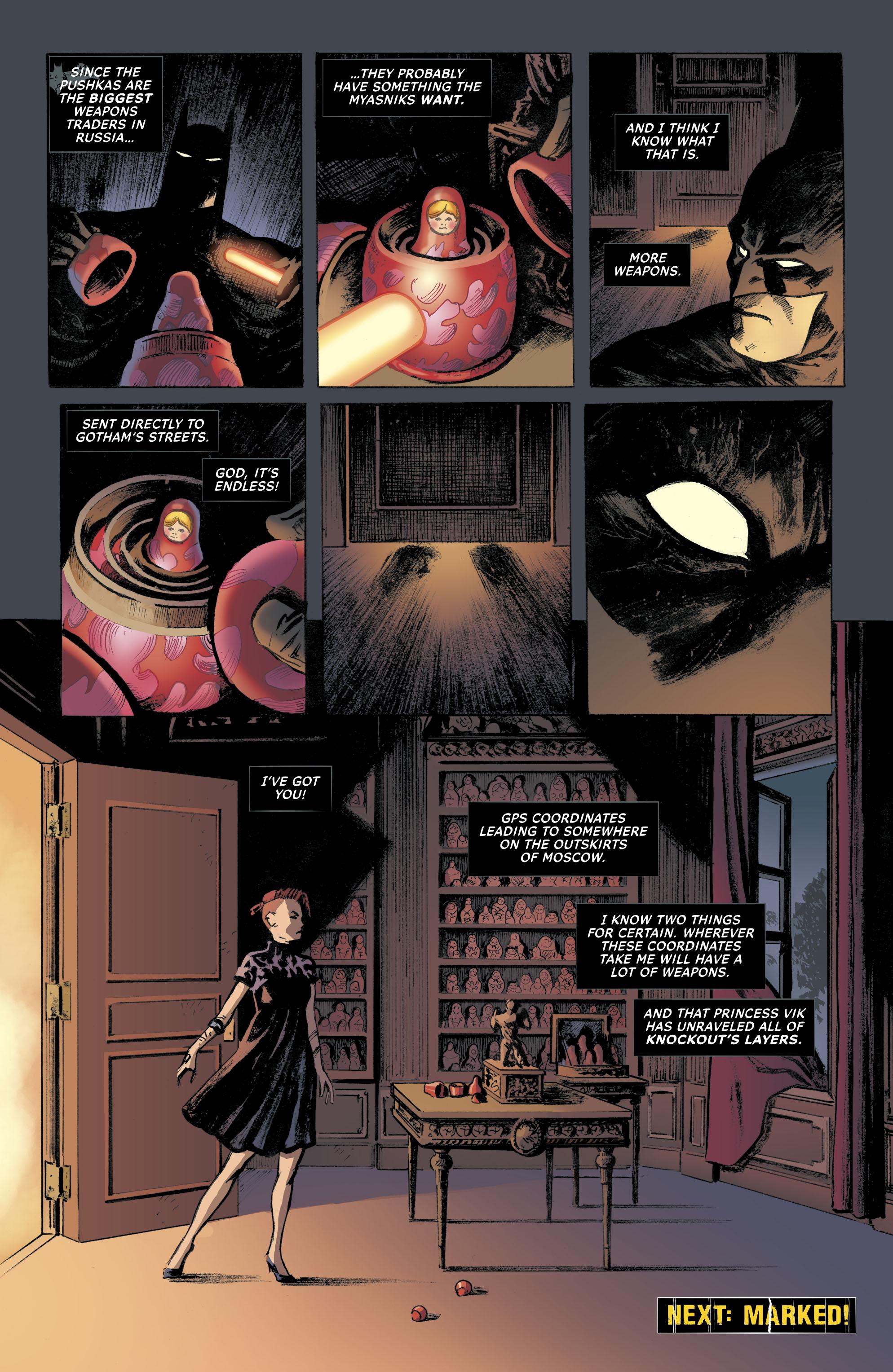 Read online All-Star Batman comic -  Issue #11 - 34
