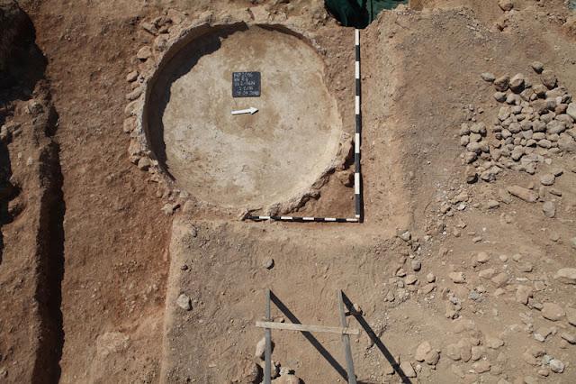 Νέα ευρήματα σε ελληνιστική οικία της Κάτω Πάφου