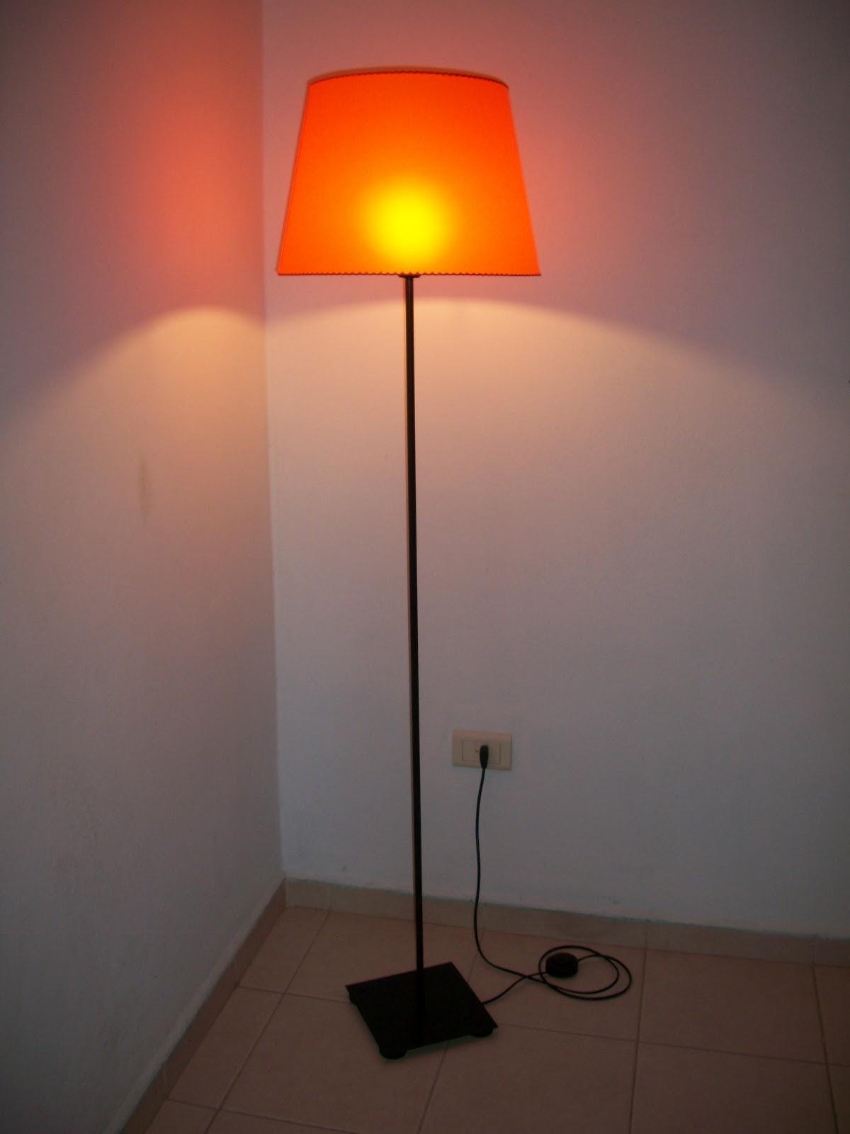 Jazluminica iluminaci n artesanal l maparas de pie - Iluminacion de pie ...