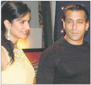 Cute And Beautiful Katrina Kaif and Salman Khan Pics ...