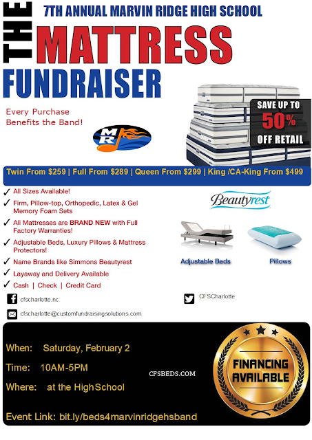Mattress Sale This Saturday! WE NEED YOUR HELP