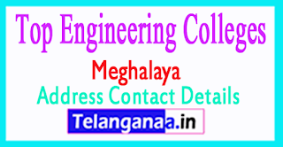Top Engineering Colleges in Meghalaya