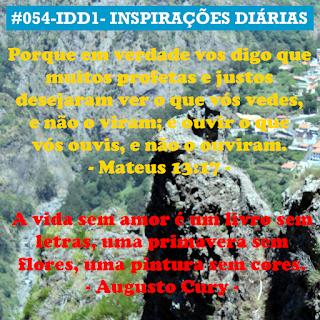 054-IDD1- Ideia do Dia 1