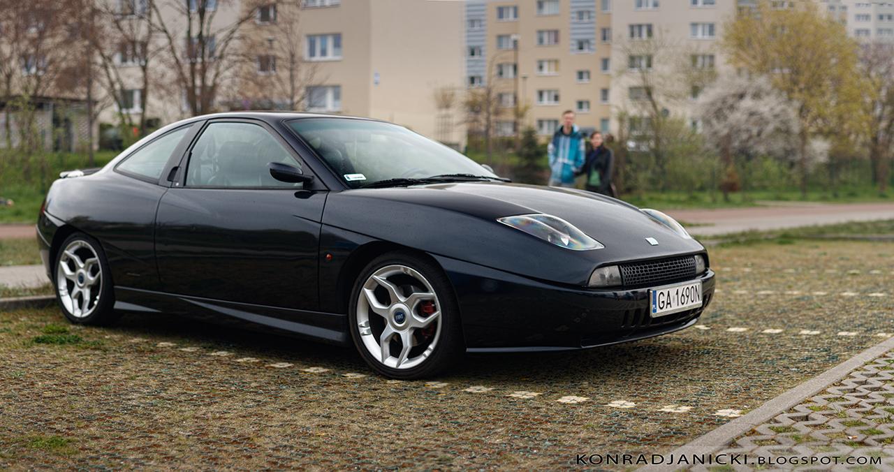 włoski klasyka - fiat coupe