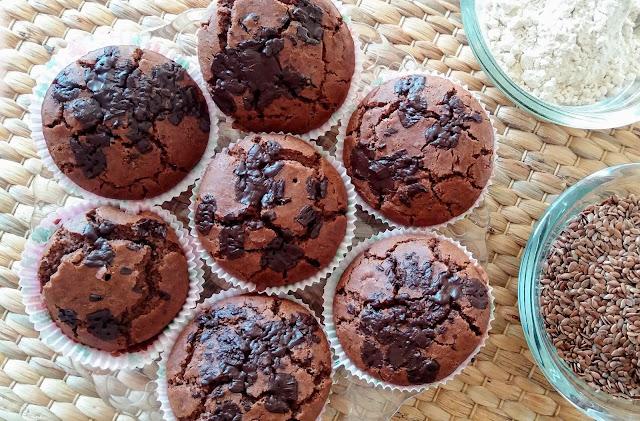 dolcetti farina castagne e cacao