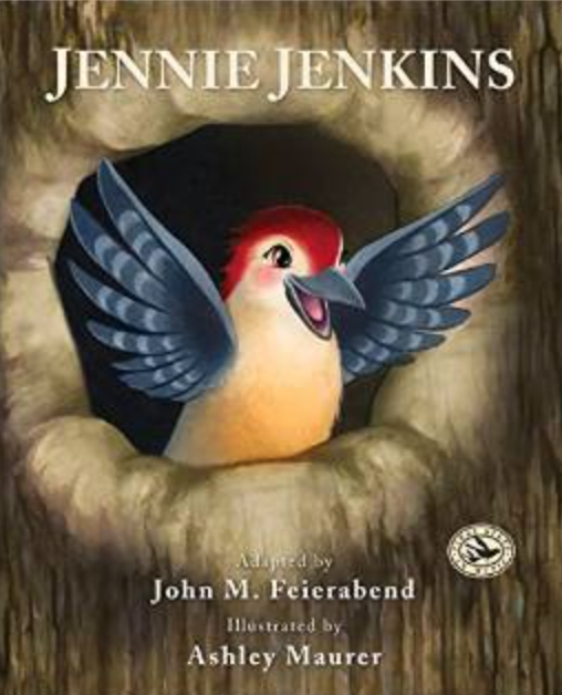 Jennie Jenkins: A great picture book for the music room! Blog post includes other great picture books!