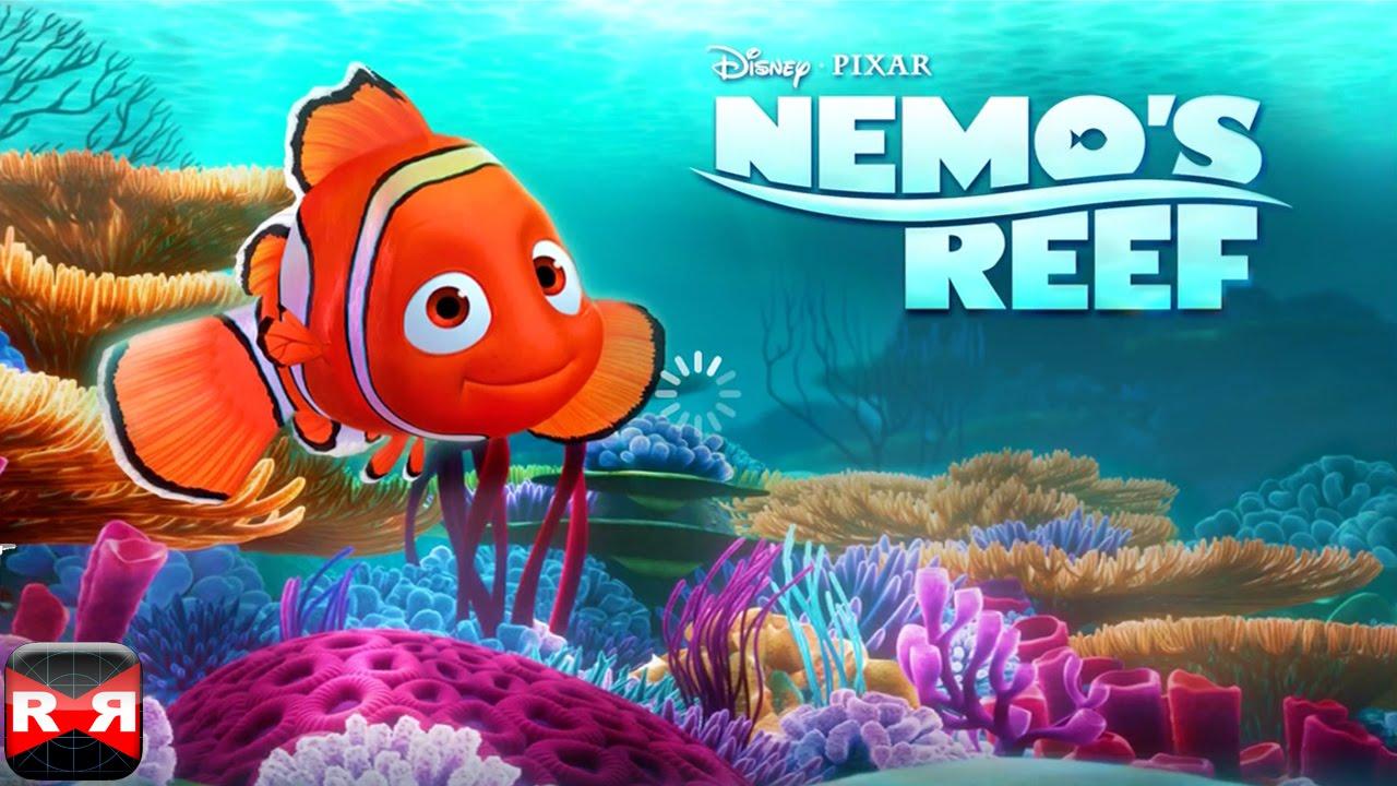 لعبة السمكة نيمو تحميل