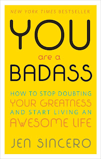 You are a Badass, Jen Sincero, College Reads, Favorite Books, Millenial Books, College Blogger, Lifestyle Blogger