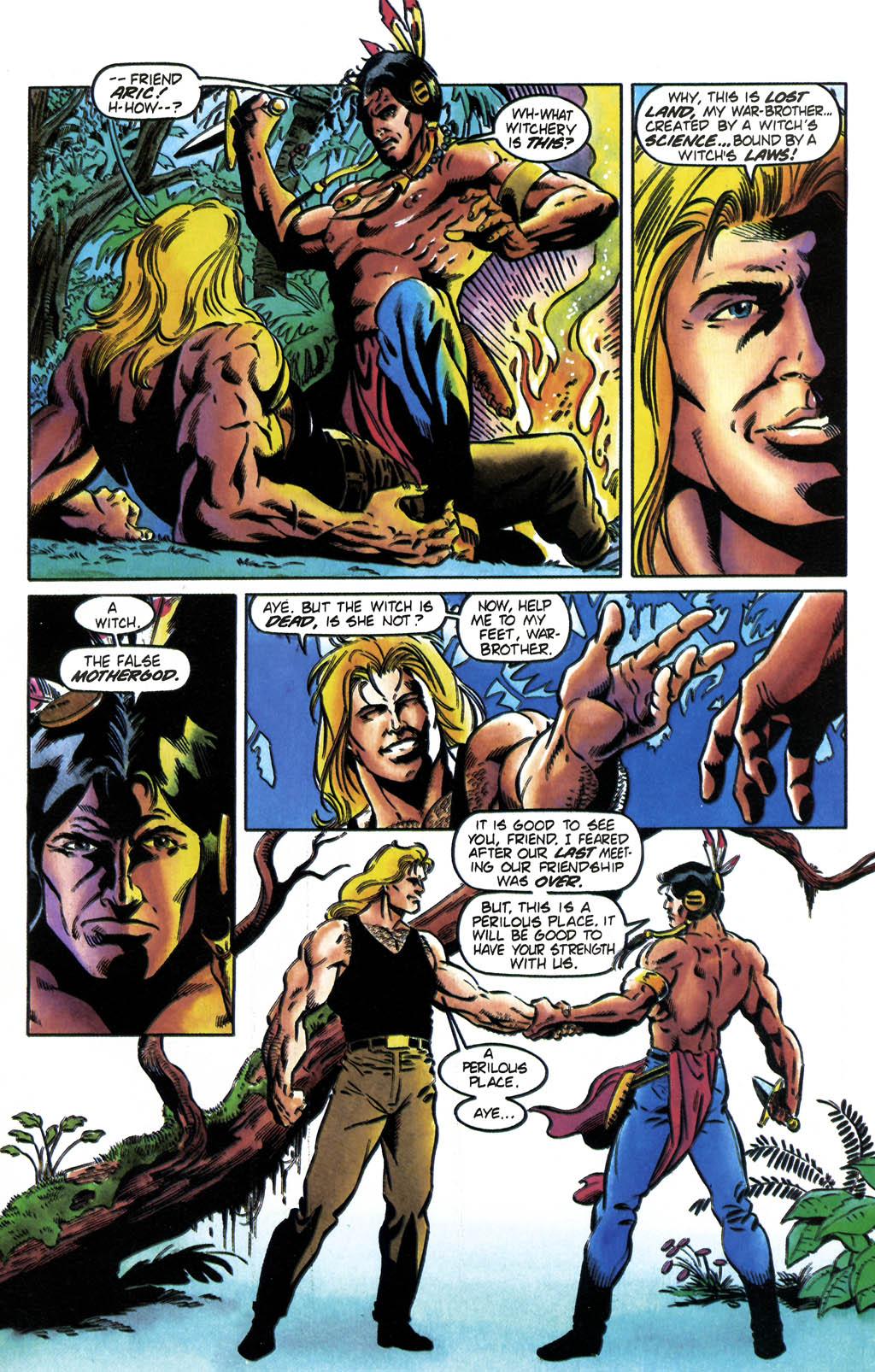 Read online Turok, Dinosaur Hunter (1993) comic -  Issue #36 - 9