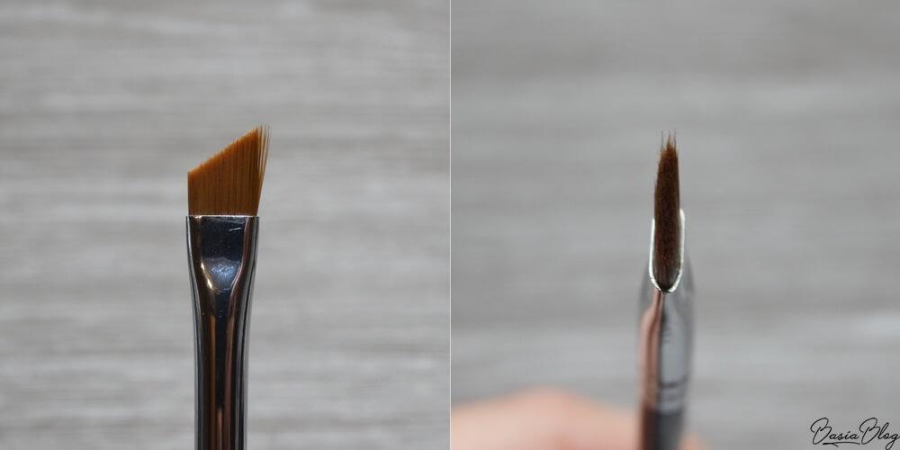 Zoeva 317 Wing Liner najlepszy pędzel skośny do eyelinera i brwi