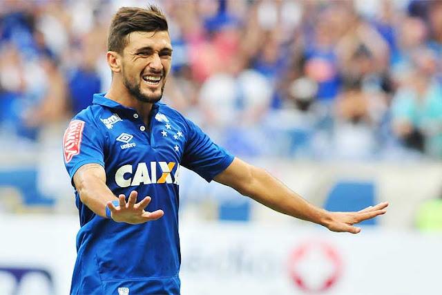 Já está na hora do Cruzeiro voltar a campo! 5f23763751340