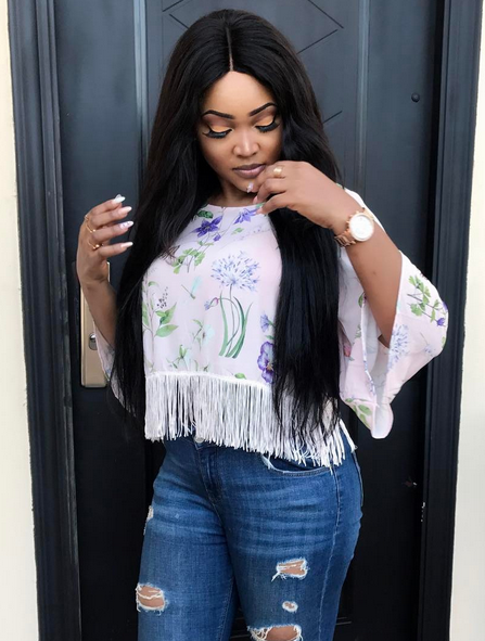 Even The Devil Can't Stop Me, Mercy Aigbe Rolls Out New PHOTOS