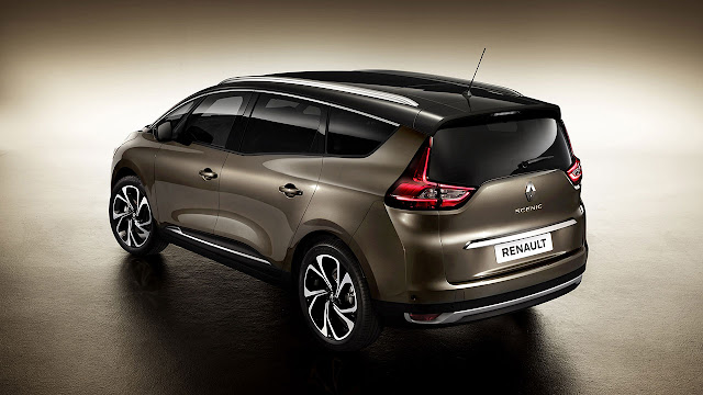The All-New Renault Grand Scénic