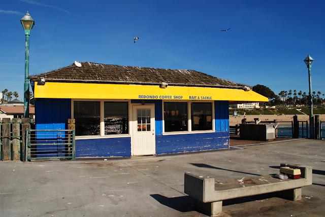 redondo beach coffee and bait restaurant