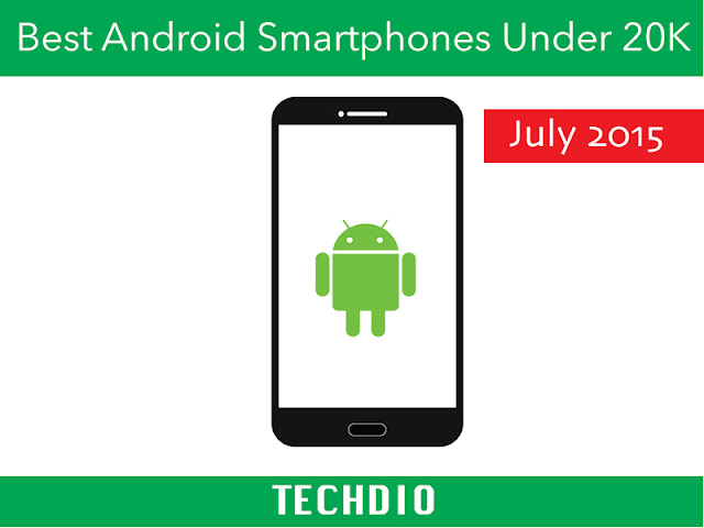 Top 10 Android Smartphones | Techdio
