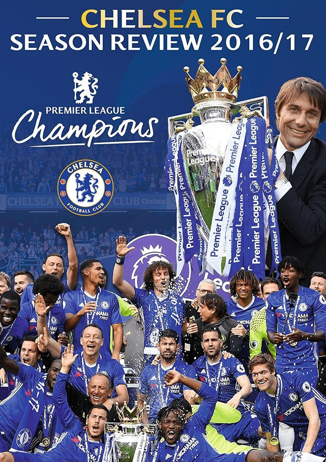 Chelsea FC: Season Review 2016/2017