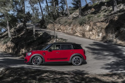 Tο νέο MINI John Cooper Works Countryman