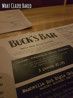 Buck's Bar Glasgow
