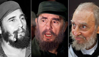 Fidel Castro dead: Cuban revolutionary was 90