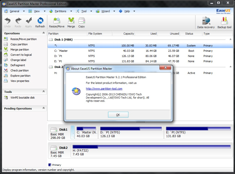 Easeus partition master 64 bit download - Download boredom