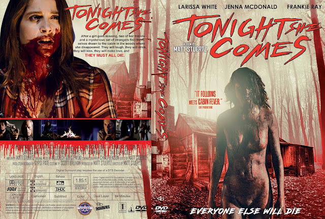 Tonight She Comes DVD Cover