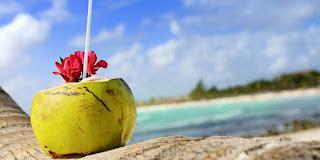 manfaat minum air kelapa selama seminggu.