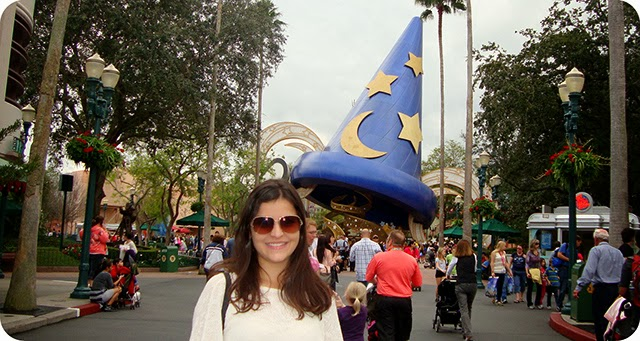 Disney's Hollywood Studios Sorcerer Mickey (Mickey Feiticeiro)